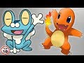 pokemon gold starters