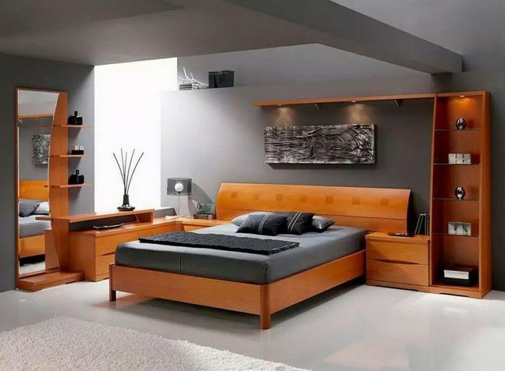 Modern Bedroom Furniture Set