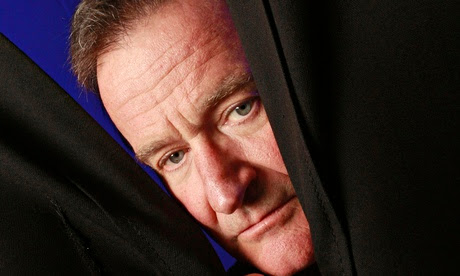 Robin Williams: the sadness of a clown that couldn't be fixed