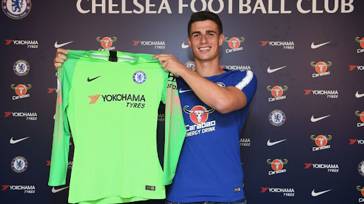 Chelsea make Kepa most expensive goalkeeper