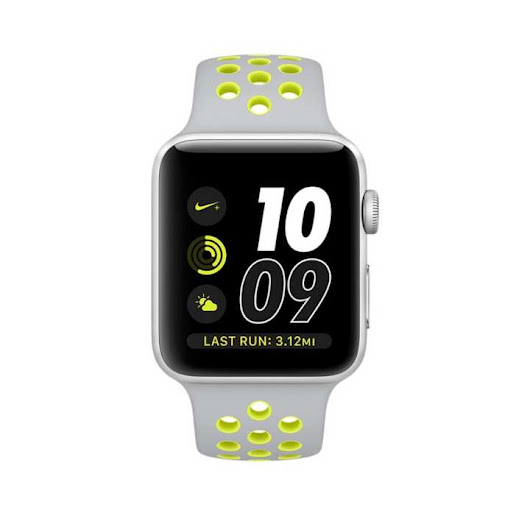 Harga LOLLYPOP Niike Sport Band For Apple Watch 42mm - Grey/Yellow