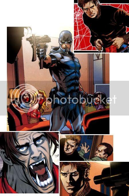 Homem-Aranha Vs. Kaine