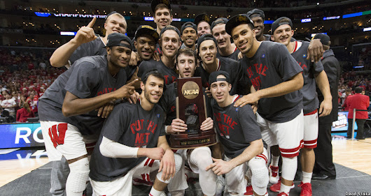 Metrifit delighted to be part of the Badgers NCAA Basketball success