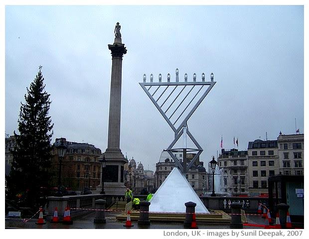 Central London, UK - images by Sunil Deepak