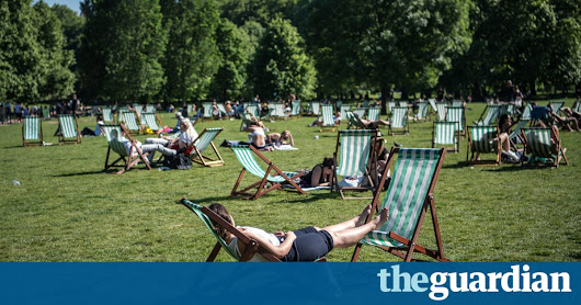 Solar power breaks UK records thanks to sunny weather | Environment | The Guardian