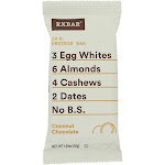 Rxbar Whole Food Protein Bar, Coconut Chocolate, 1.83 Ounce -PACK 24