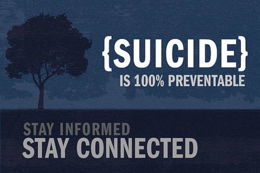Suicide is preventable. Learn the warning signs today!