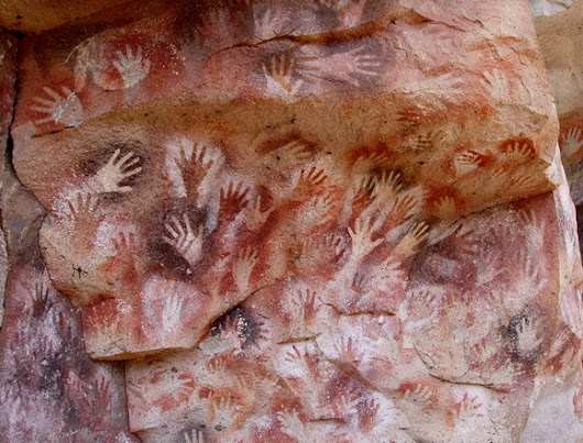 Cave of the Hands, Santa Cruz Province, Argentina