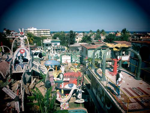 Cuba ~ home of Jose Fuster