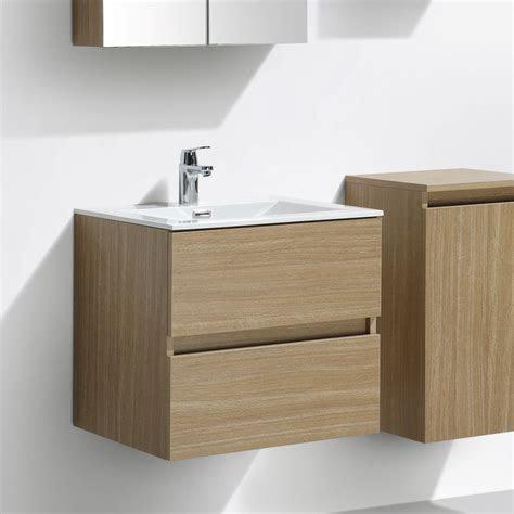 meuble salle de bain design simple vasque siena largeur