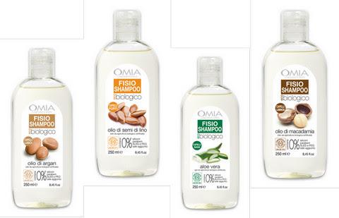 Omia Laboratoires_Shampoo bio