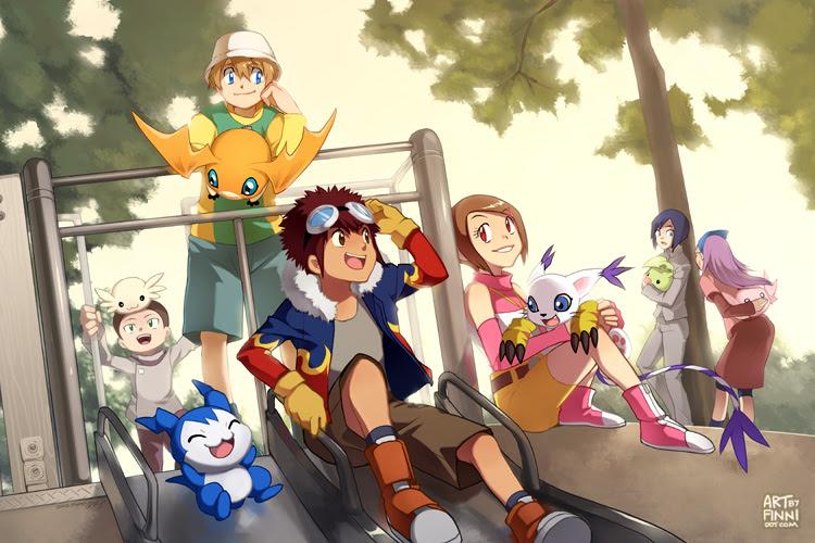 Descargar Digimon Adventures 2 50/50 MEGA