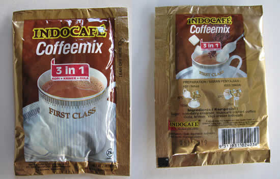 Indocafe Indonesian Coffee