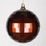 8 Chocolate Candy Mirror Ball 1/bag GI933086