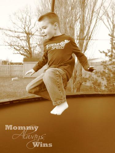 nick jumping