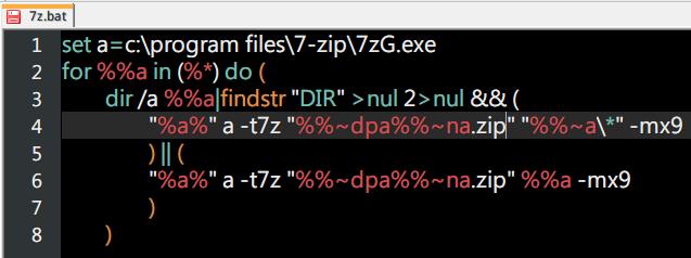 zip 格式