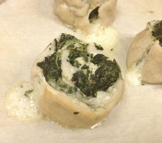 Spinach Rolls – Forget What You Know About Wheat(c)