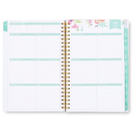 """Day Designer Weekly/Monthly Planner, 2016-2017, 142pgs, 5.5"""" x 8.5 ..."""