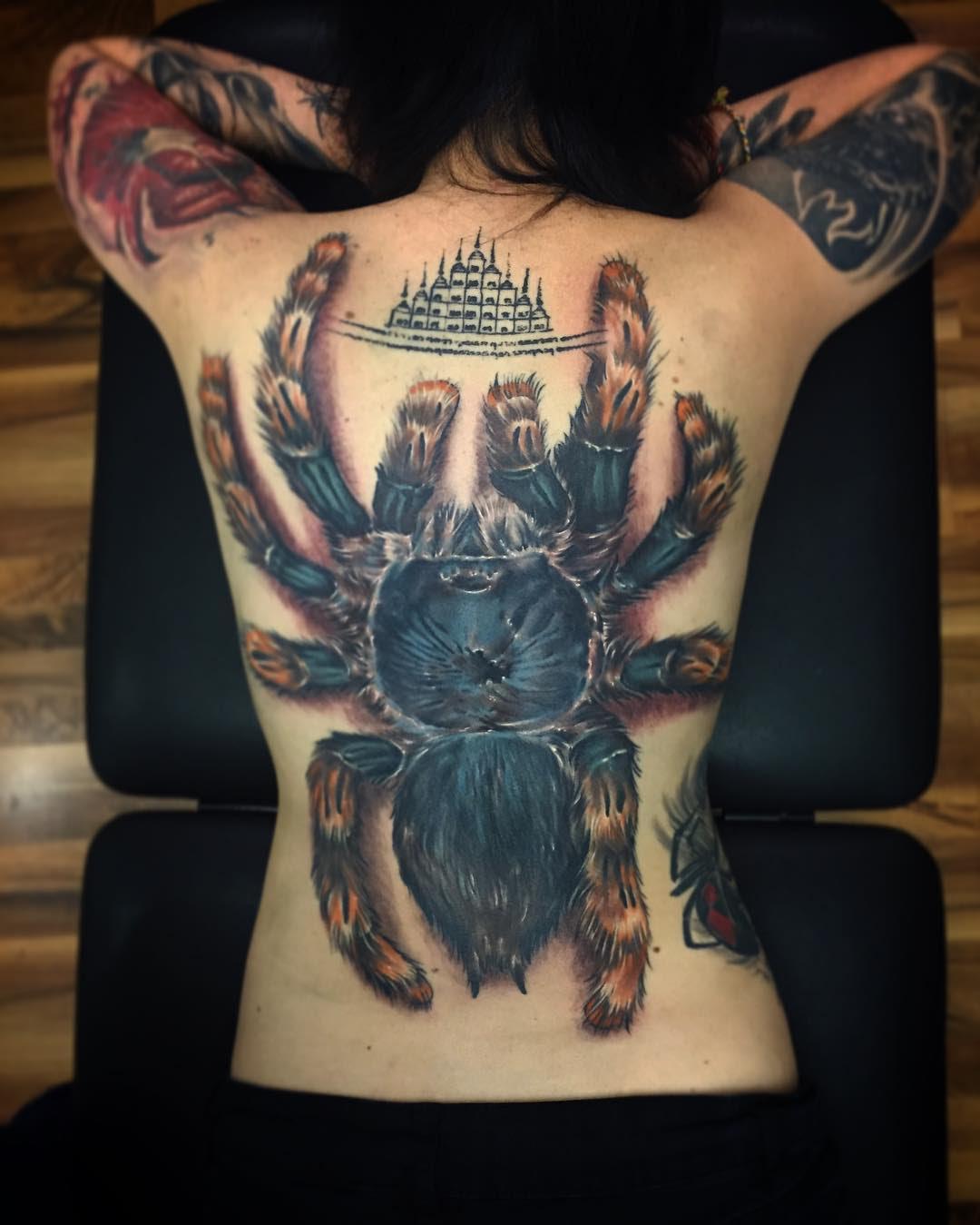 110+ Back Tattoo Designs For Men & Women -Designs