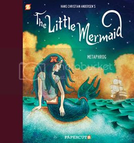 The Little Mermaid by Metaphorg