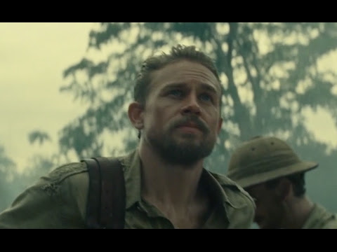 Trailer de The Lost City of Z (com novas cenas)
