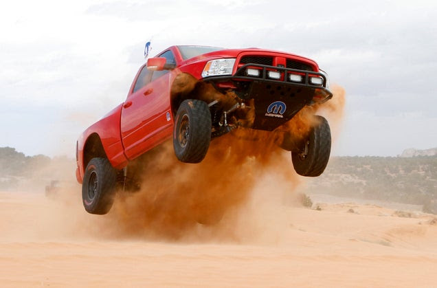 Ram Runner Developer Calls Chrysler Out On Half-Assed Off-Road Effort