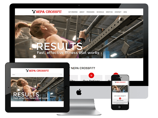 CrossFit Affiliate Website Requirements and Tips
