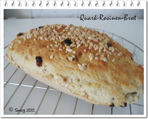 quark-rosinen-brot