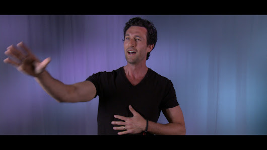 Video: Aaron Lazar sings from 'The Last Ship'