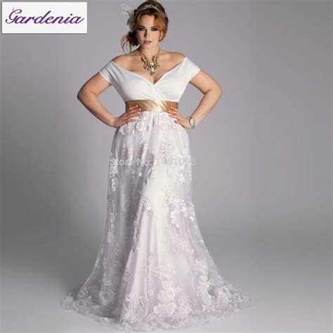 Robe De Mariage 2015 Wedding Dresses for Big Ladies Off
