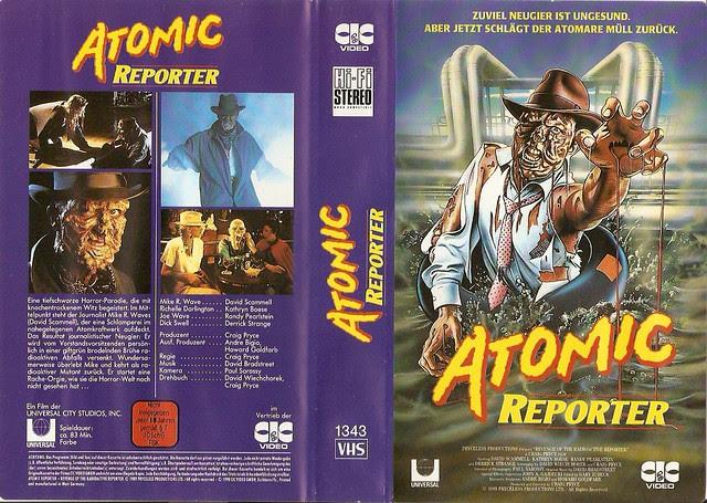 Revenge of the Radioactive Reporter