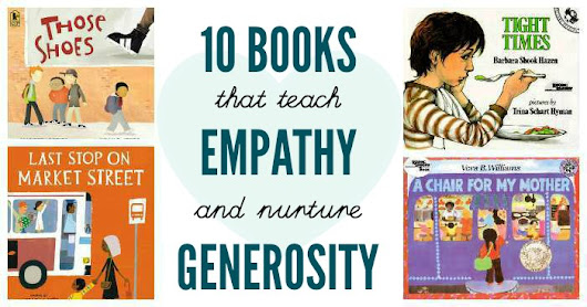 Children's Books about Empathy and Compassion