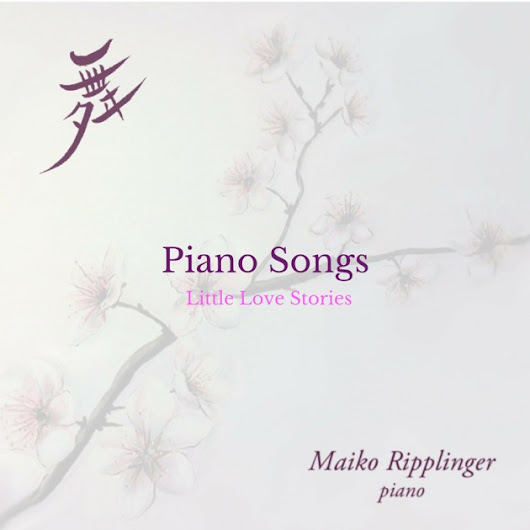 Piano Songs Little Love Stories - Single