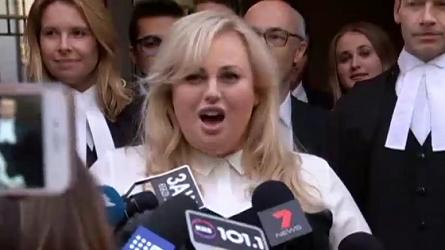 Actress Rebel Wilson Wins Defamation Lawsuit Against Australia's Bauer Media Group
