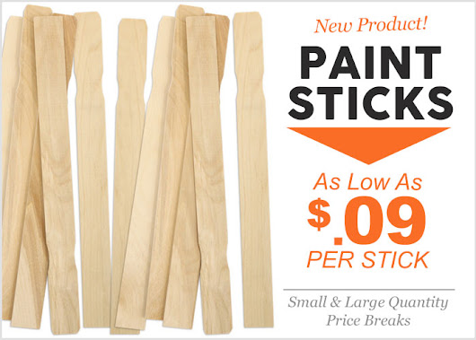 Welcome to Crafty Sticks  - Wholesale Craft Sticks for Popsicle Stick Crafts and More!