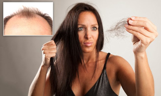 What signs to look out for and how to help excessive hair loss