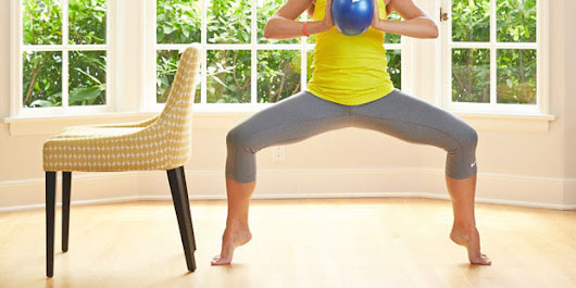 4 Barre Exercises You Can Do At Home