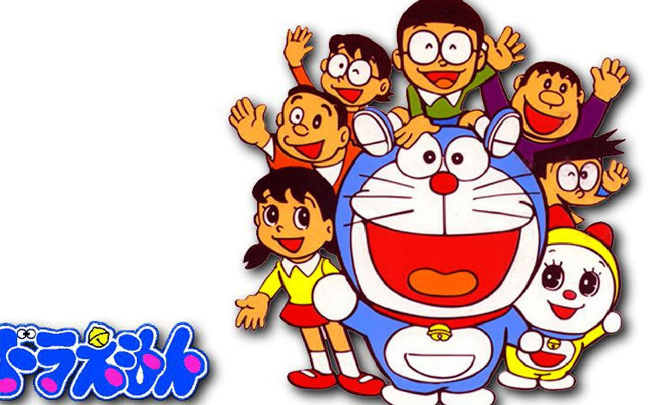 FHDQ Doraemon Wallpapers For Desktop B SCB
