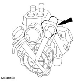 Ford 67 Powerstroke Map Sensor Location