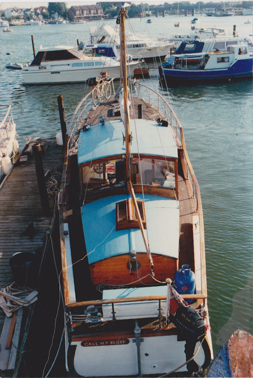 Boat Joinery and Boat or Yacht Repairs