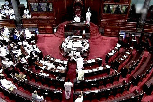 Parliament's monsoon session and corporate results to dictate the market trend