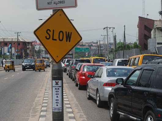 Traffic Congestion In Lagos: What It Really Looks Like [Pictures]