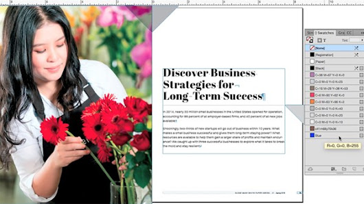 Designing Templates with InDesign: Welcome