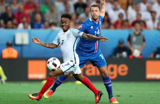 Les notes d'Angleterre-Islande - SO FOOT.com