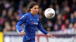 Sam Kerr hat-trick helped Chelsea women beat West Ham: Chelsea 3 West Ham 2