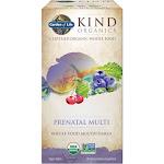 Garden of Life Kind Organics Prenatal Multivitamins, Tablets - 180 count