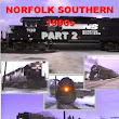 NORFOLK SOUTHERN 1990s, PART 2™ (from 1-West Productions™)