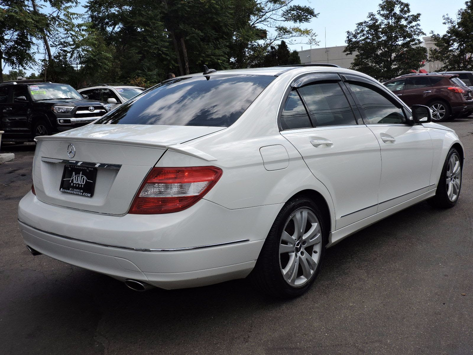 Used 2008 Mercedes-Benz C300 3.0L Luxury at Auto House USA ...