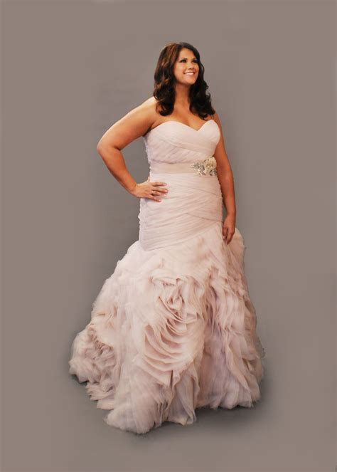 Curvy Bride, Plus Size Wedding Dress, Plus Size Fashion