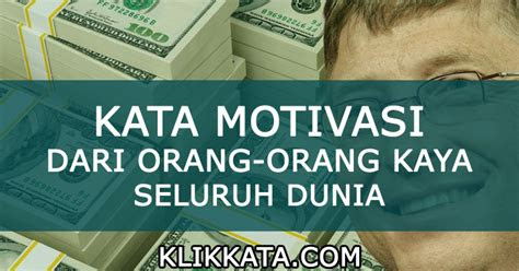 kumpulan kata kata motivasi  kaya pilihan terbaik